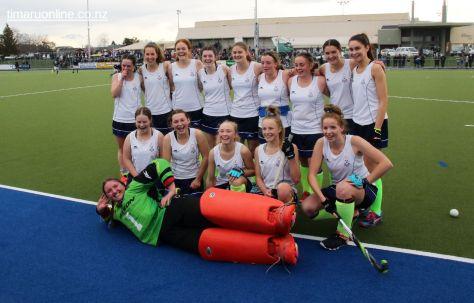 Div 1 Womens Final TGHS V Hampstead 0226