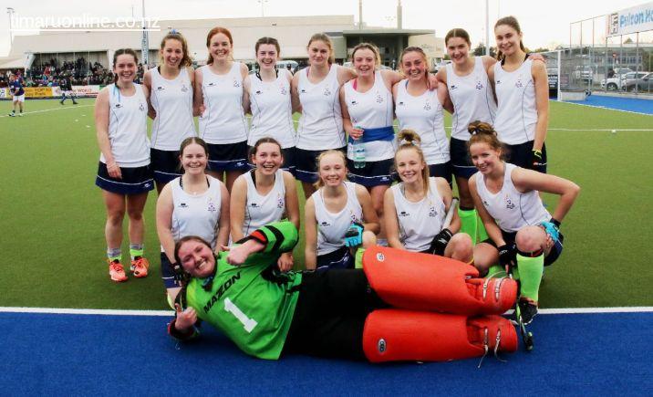 Div 1 Womens Final TGHS V Hampstead 0231