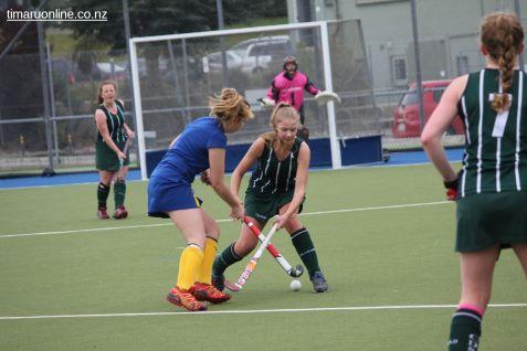 Div 1 Womens Plate Final Craighead v HampColl 0009