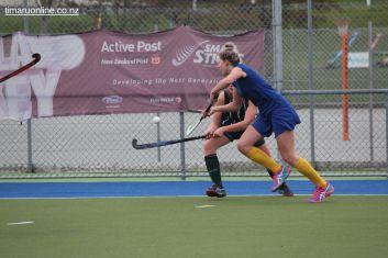 Div 1 Womens Plate Final Craighead v HampColl 0010