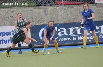 Div 1 Womens Plate Final Craighead v HampColl 0011