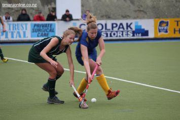 Div 1 Womens Plate Final Craighead v HampColl 0023