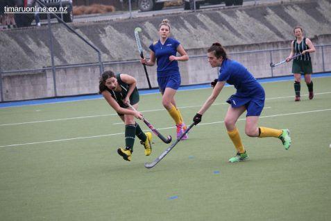 Div 1 Womens Plate Final Craighead v HampColl 0033