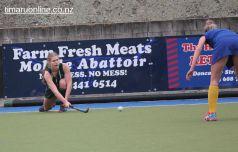 Div 1 Womens Plate Final Craighead v HampColl 0038