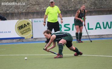 Div 1 Womens Plate Final Craighead v HampColl 0039