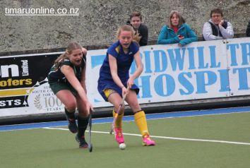 Div 1 Womens Plate Final Craighead v HampColl 0051