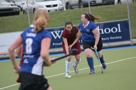 Div 2 Womens Final Cambridge v Pleasant Point 0006