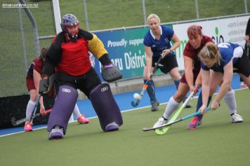 Div 2 Womens Final Cambridge v Pleasant Point 0011