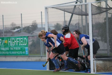 Div 2 Womens Final Cambridge v Pleasant Point 0117