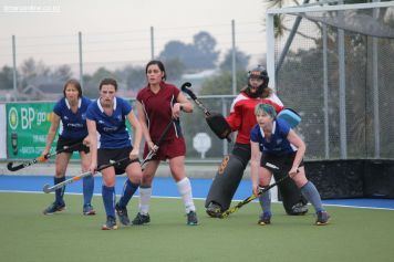 Div 2 Womens Final Cambridge v Pleasant Point 0125