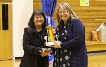 Netball SC Prize Giving 0007