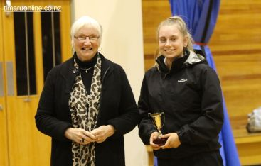 Netball SC Prize Giving 0009