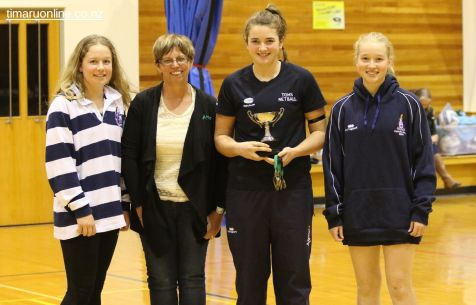 Netball SC Prize Giving 0029