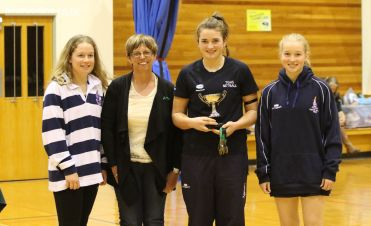 Netball SC Prize Giving 0030
