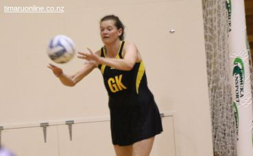 Premier Netball Final 0081