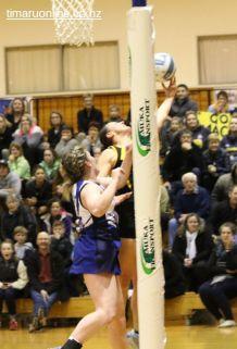 Premier Netball Final 0235