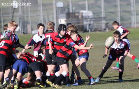 Under 12 Town v Country 0001