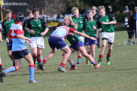 Under 13 Town v Country 0030