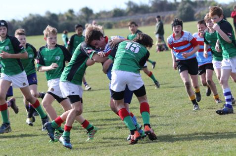 Under 13 Town v Country 0045