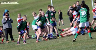 Under 13 Town v Country 0053