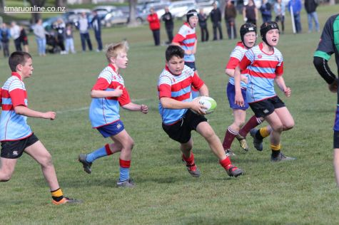 Under 13 Town v Country 0062