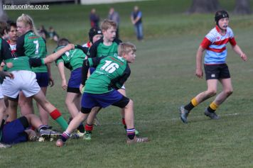 Under 13 Town v Country 0067
