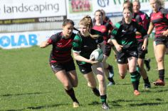Hanan Shield Girls v Canty 0014