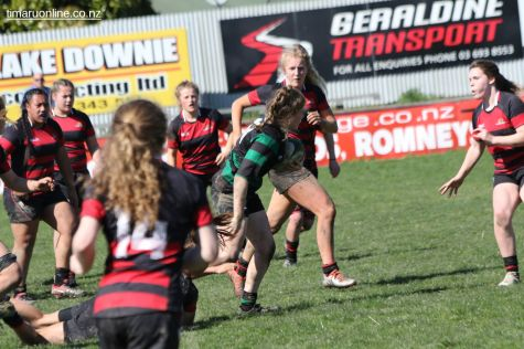 Hanan Shield Girls v Canty 0099