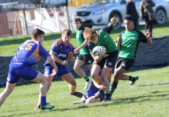 SC U18s v Otago Country 0107