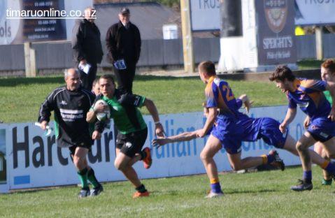 SC U18s v Otago Country 0112