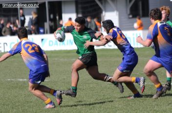 SC U18s v Otago Country 0118