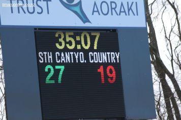 SC U18s v Otago Country 0121