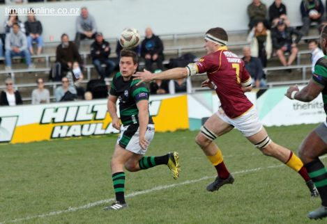 Miles Medlicott finds his centre
