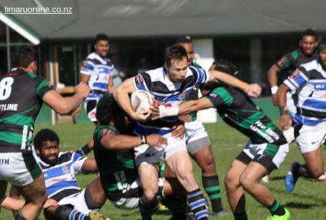 Sth Canty v Wanganui 0011