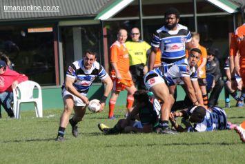 Sth Canty v Wanganui 0045