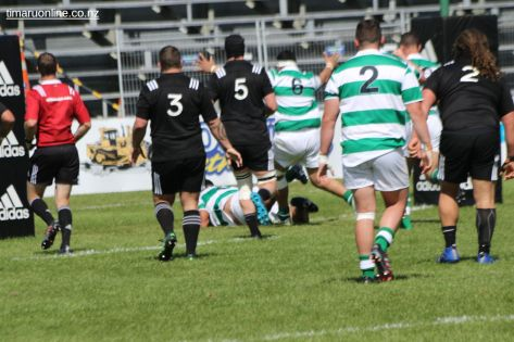 Heartland v Marist Second 0024