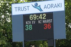 Heartland v Marist Second 0111